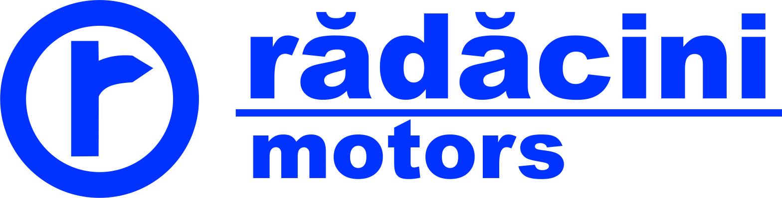LOGO Radacini Motors NOU 2014 curbe